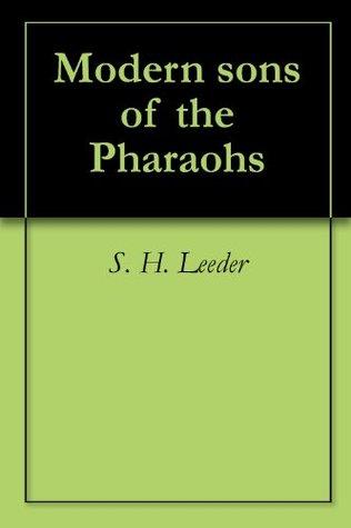 Modern sons of the Pharaohs