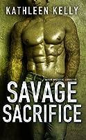 Savage Sacrifice (Savage Angels MC, #5)