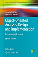 Object-Oriented Analysis, Design and Implementation: An Integrated Approach (Undergraduate Topics in Computer Science)