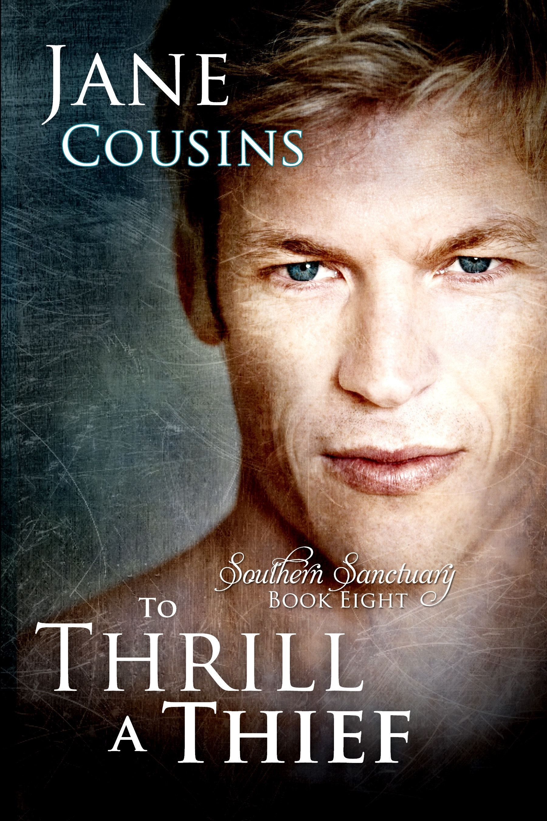 Jane Cousins - Southern Sanctuary 8 - To Thrill A Thief