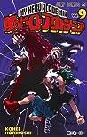 僕のヒーローアカデミア 9 [Boku No Hero Academia 9] (My Hero Academia, #9)