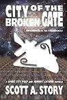 City of the Broken Gate (Spire City Noir Book 1)