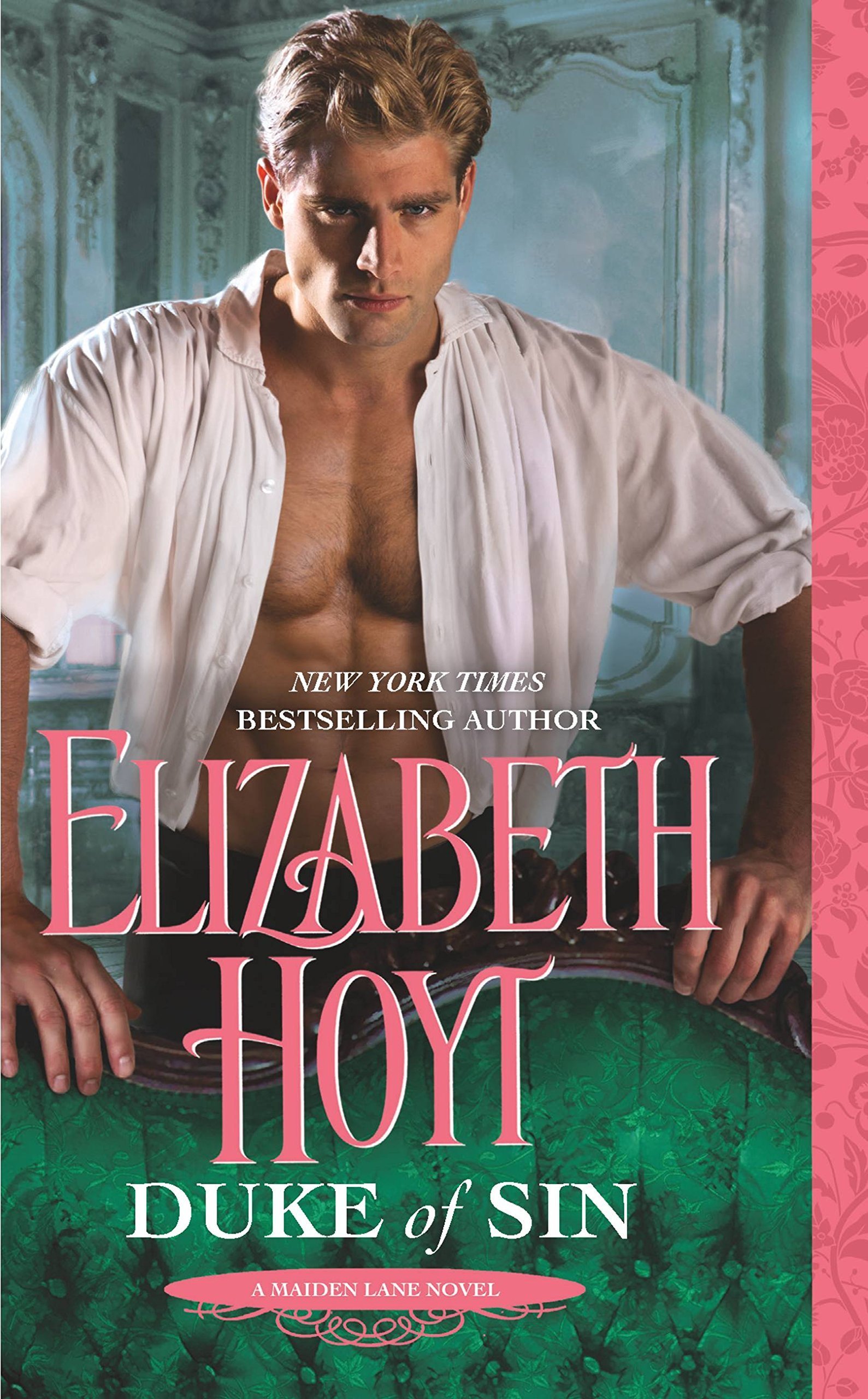 Duke of Sin (Maiden Lane #10) Elizabeth Hoyt