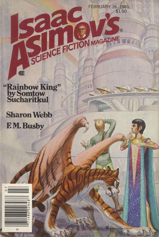 Isaac Asimov's Science Fiction Magazine, February 16, 1981 (Asimov's Science Fiction, #36)