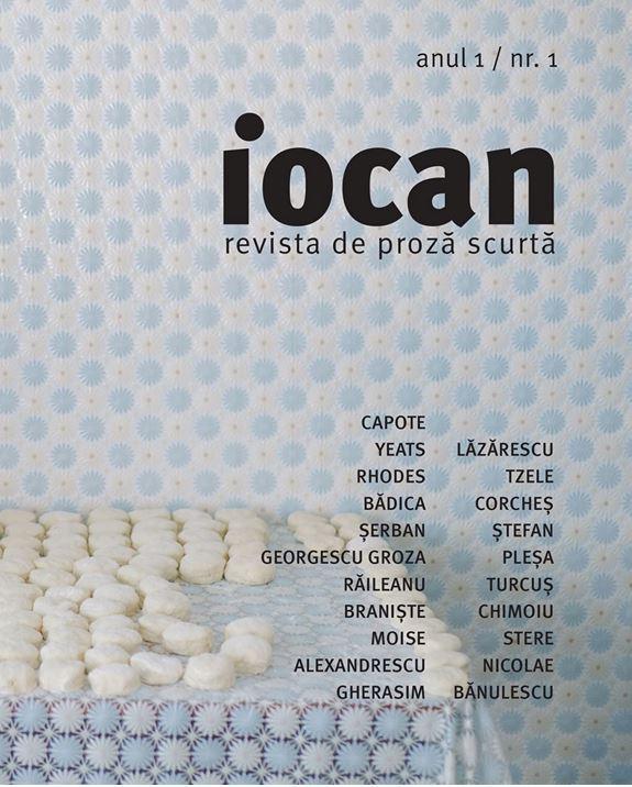 Iocan - revista de proză scurtă anul 1 / nr. 1