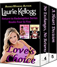 Love's Choice: Boxed Set of Book FOUR and FIVE of the Return to Redemption series