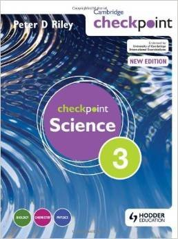 CAMBRIDGE CHECKPOINT SCIENCE - 3, (SOUTH ASIA EDITION)