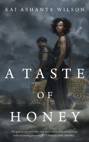 A Taste of Honey (The Sorcerer of the Wildeeps, #2)