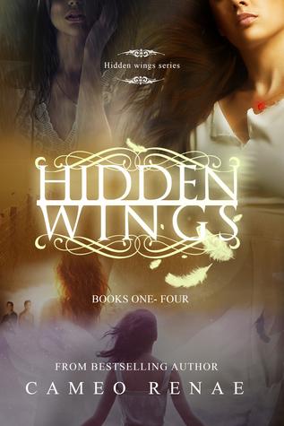 Hidden Wings Box Set (Hidden Wings, #1-4)