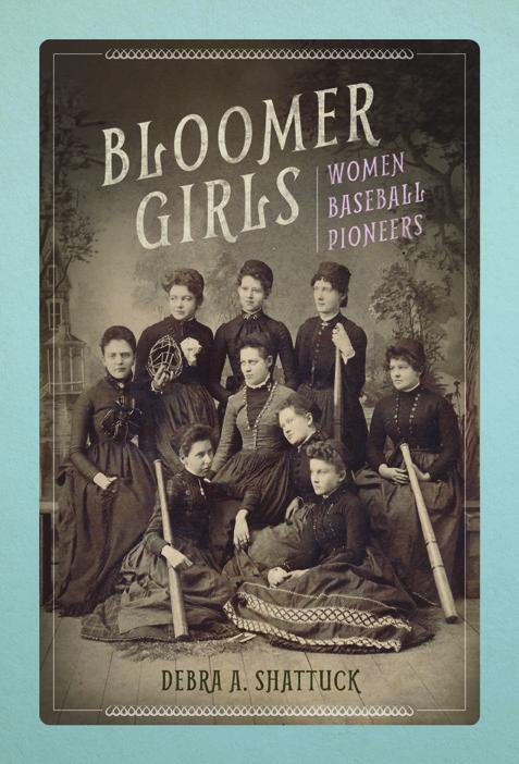 Bloomer Girls  Women Baseball Pioneers