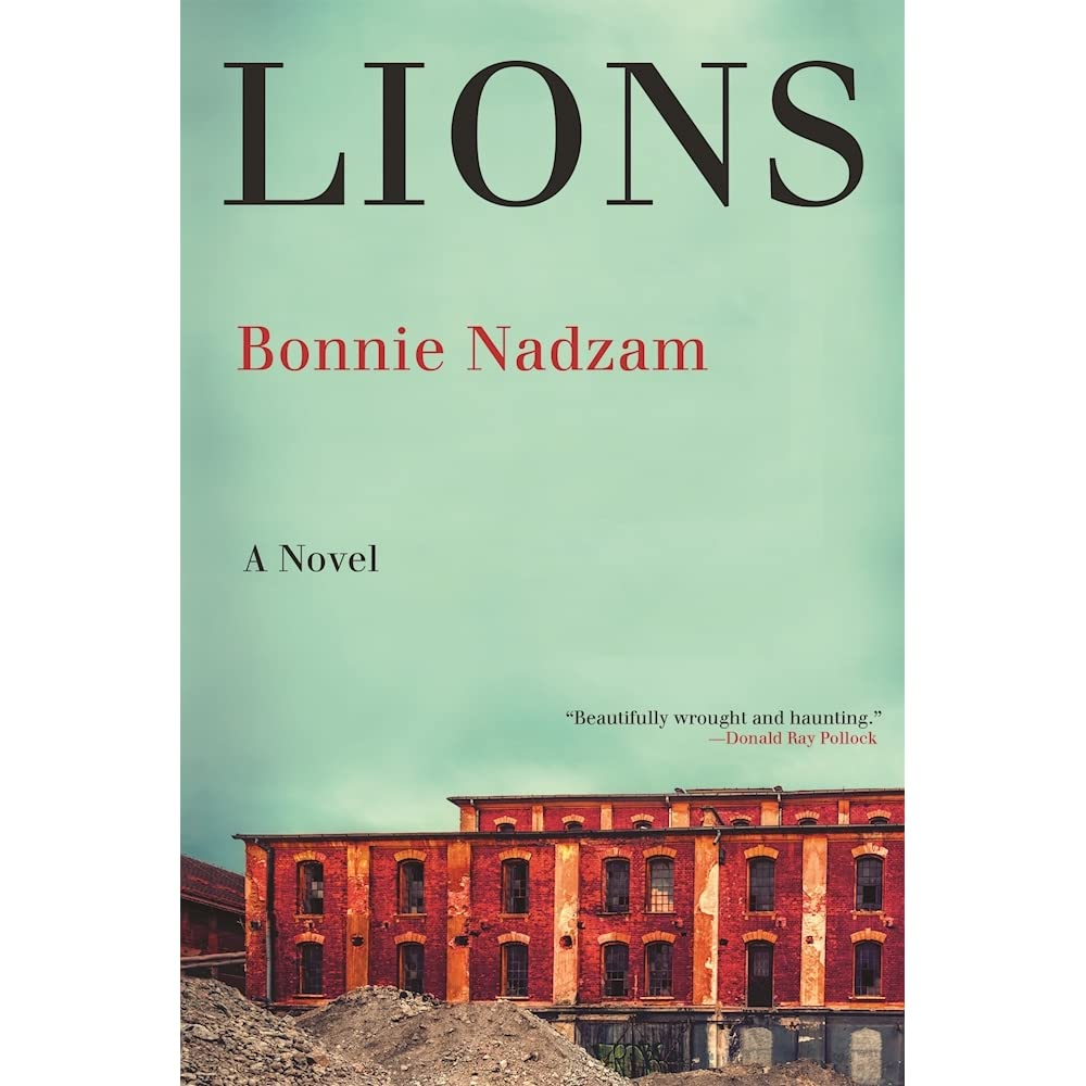 Business Book Cover History : Lions by bonnie nadzam — reviews discussion bookclubs lists