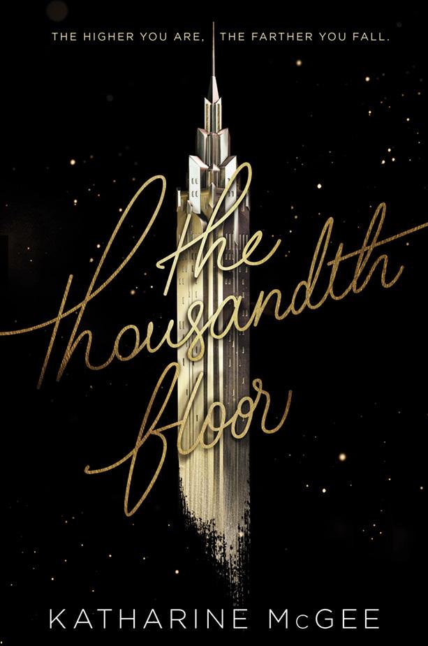 Katharine McGee - The Thousandth Floor (1)