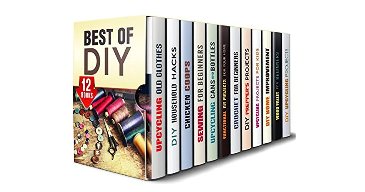 Best of diy box set 12 in 1 by tommy jacobson solutioingenieria Images