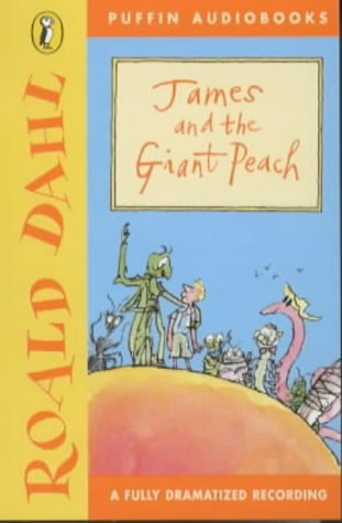 James and the Giant Peach (Puffin audiobooks)