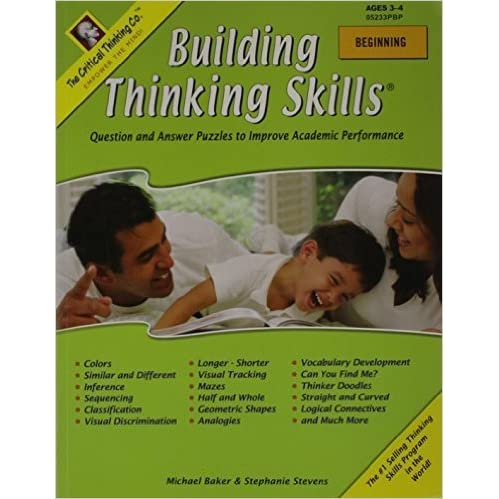 building thinking skills- critical thinking skills for reading writing math science (level 1 2010-2-10  a useful definition of the type of critical thinking you need to develop at university level is in order to display critical thinking, students need to develop skills in ♦ interpreting: understanding the significance of data and to clarify its meaning.