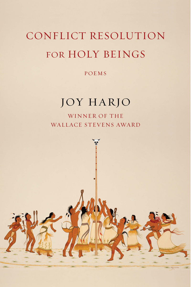 Conflict Resolution for Holy Beings: Poems