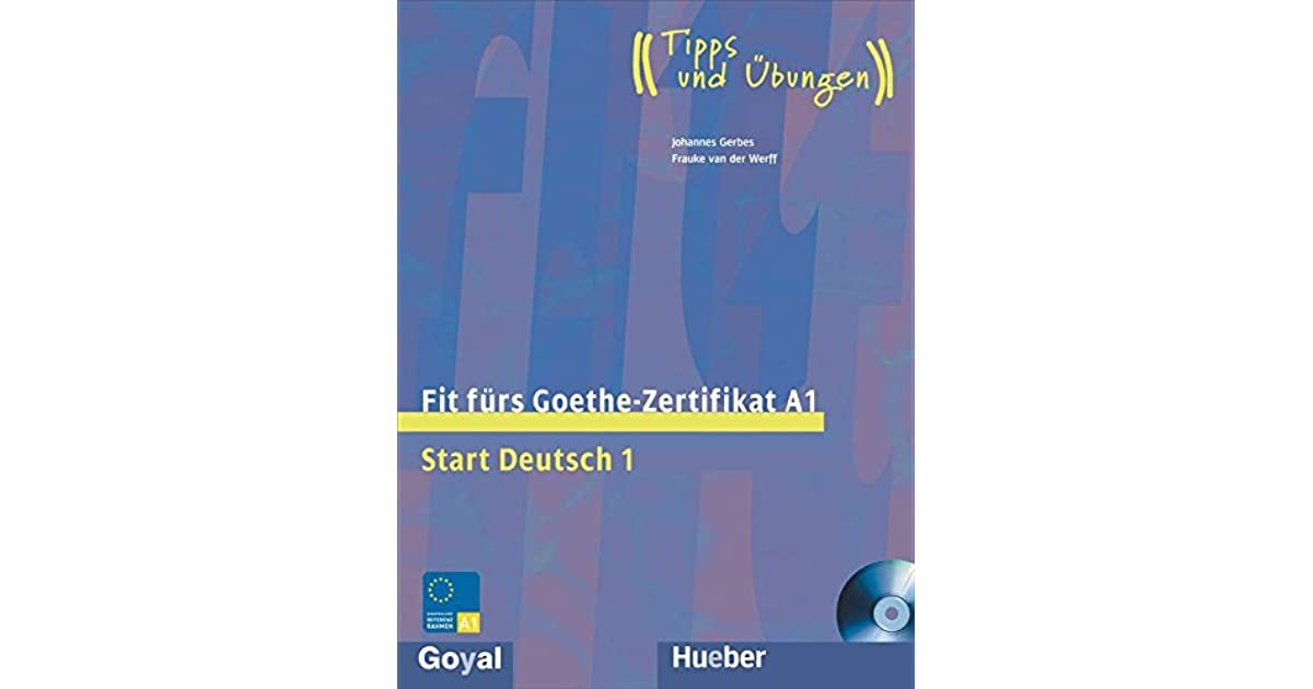 Goethe zertifikat a1 test  Germanic  2019-02-16