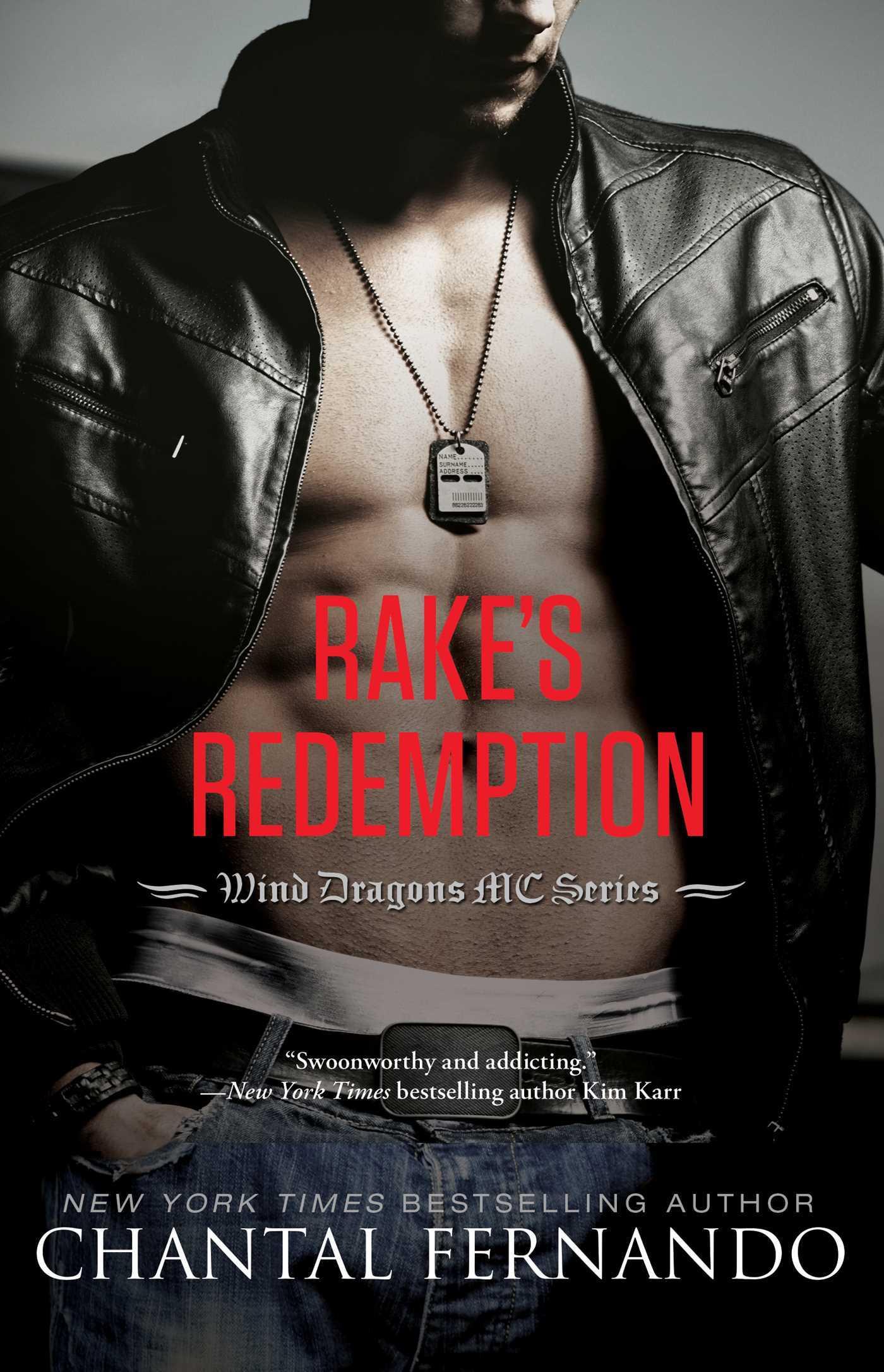 Rake's Redemption (Wind Dragons MC, #4)