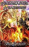 Necromancer Awakening (The Mukhtaar Chronicles #1)