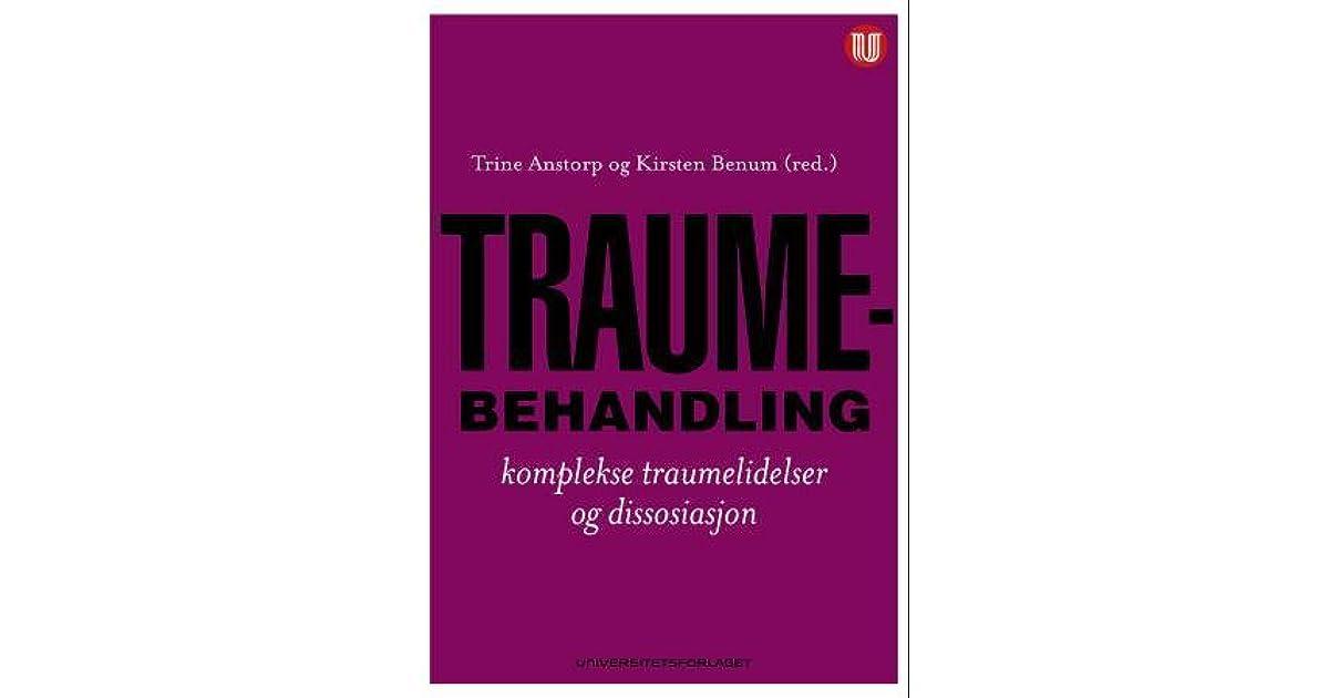 traumer og dissosiasjon