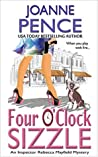 Four O'Clock Sizzle (Inspector Rebecca Mayfield Mystery #4)