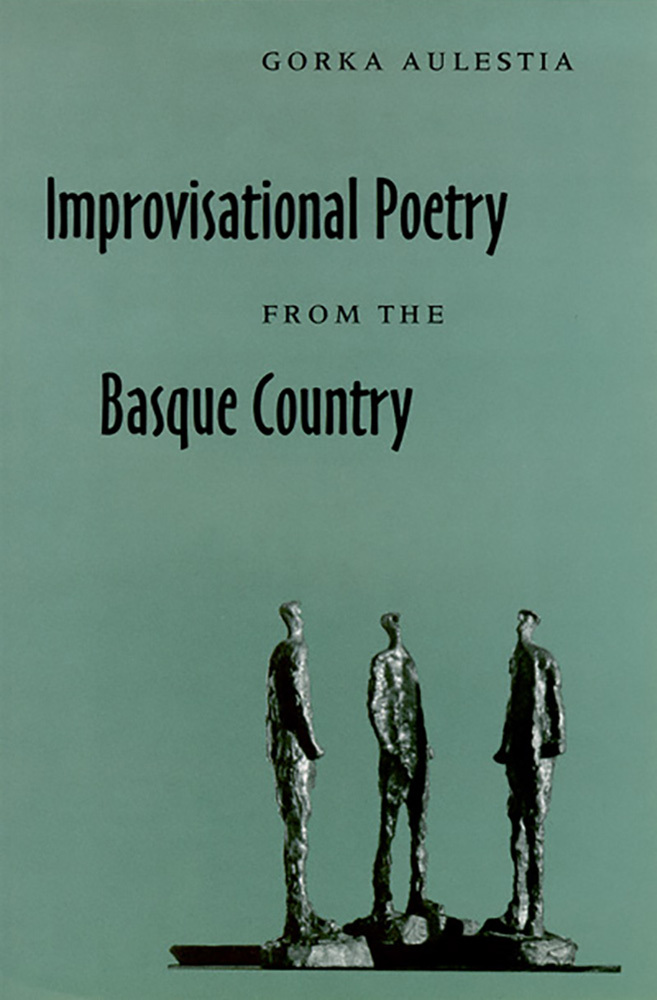 Improvisational Poetry From The Basque Country