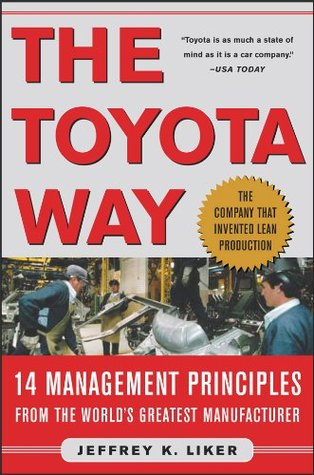 The Toyota Way by Jeffrey K. Liker