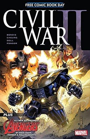 FCBD 2016: Civil War II #1