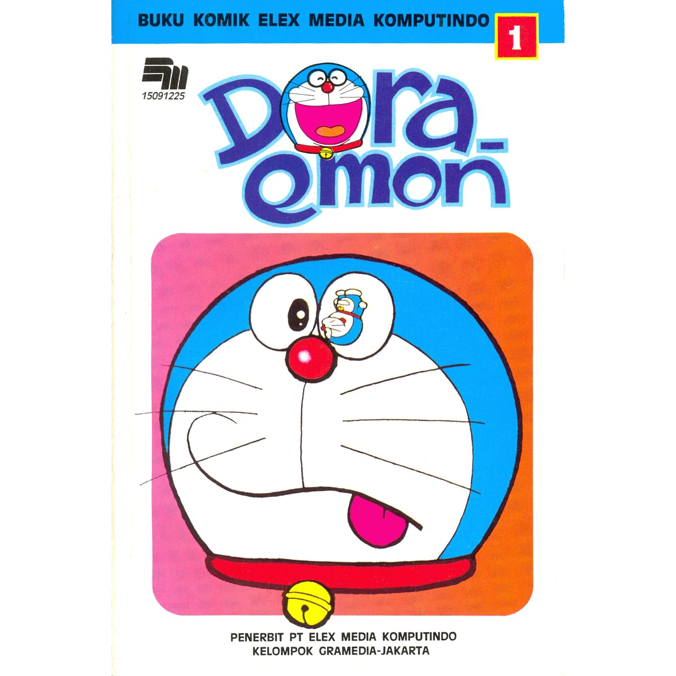 Doraemon Buku Ke 1 By Fujiko F Fujio Reviews Discussion