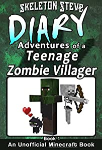 Minecraft Diary of a Teenage Zombie Villager