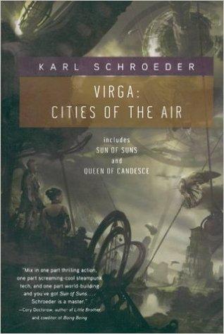 Virga: Cities of the Air (Virga, #1-2)