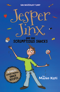 Jesper Jinx and the Scrumptious Snacks by Marko Kitti