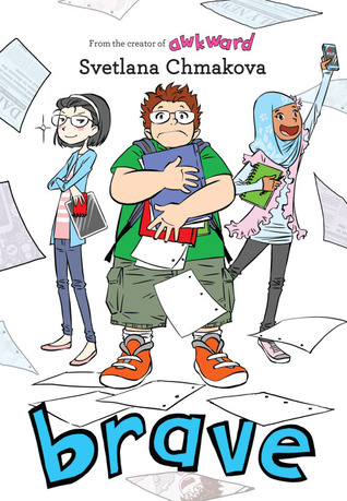Brave (Berrybrook Middle School, #2)