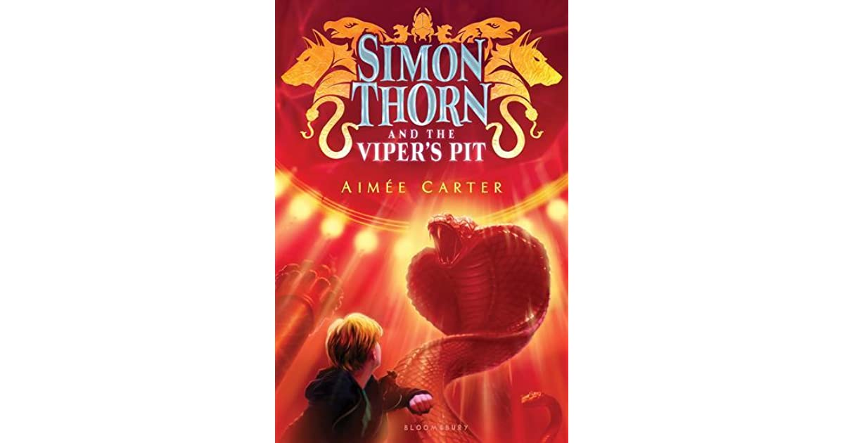 Simon Thorn and the Viper\'s Pit (Simon Thorn #2) by Aimee Carter