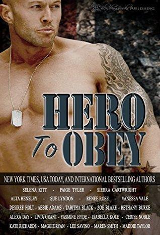 Hero to Obey Anthology by Selena Kitt