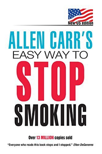 Allen Carr-Easy Way To Stop Smoking