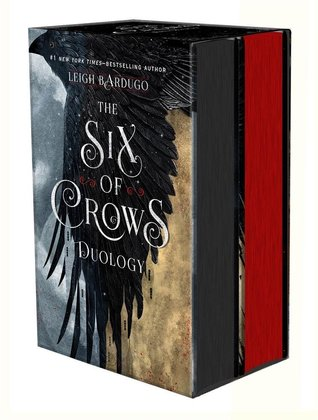The Six of Crows Duology Boxed Set (The Six of Crows, #1-2)