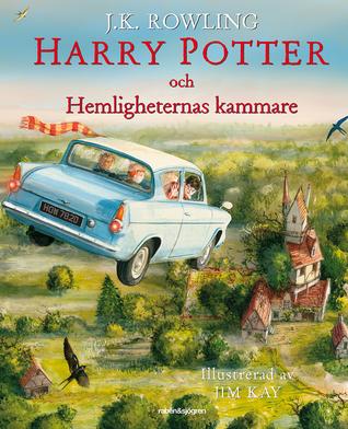 Harry Potter och hemligheternas kammare by J.K. Rowling