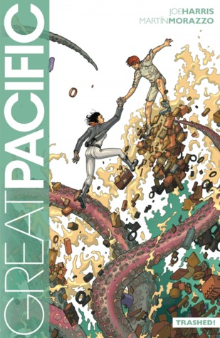 Great Pacific Volume 1: Trashed!