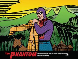 The Phantom: The Complete Newspaper Dailies and Sundays, Vol. 10: 1950-1951