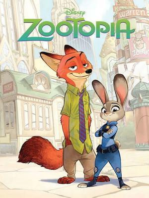 Disney Zootopia: Movie Graphic Novel