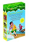 Magic Tree House Volumes 25-28 Boxed Set (A Stepping Stone Book)