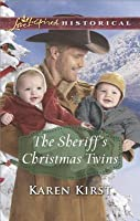 The Sheriff's Christmas Twins (Smoky Mountain Matches, #9)