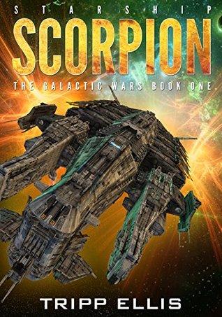 Starship Scorpion by Tripp Ellis