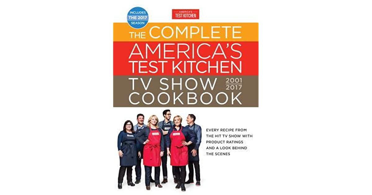 rachel s review of the complete america 39 s test kitchen tv show cookbook 2001 2017 every recipe. Black Bedroom Furniture Sets. Home Design Ideas