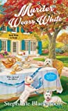 Murder Wears White (Wedding Planner Mystery, #2)