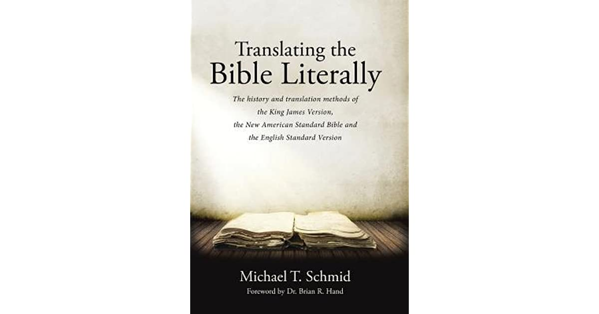 the translation of the bible The new living translation (nlt) is a translation of the bible into modern english originally starting out as an effort to revise the living bible, the project.