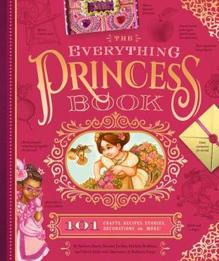 The Everything Princess Book by Barbara Beery