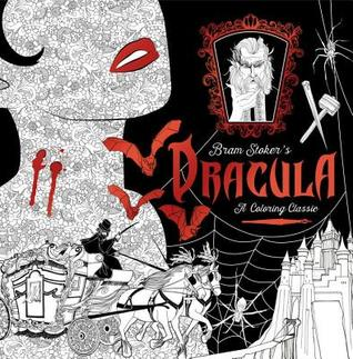 Dracula: A Coloring Classic by Random House