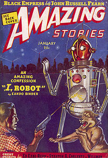 I, Robot (Adam Link, #0.1)